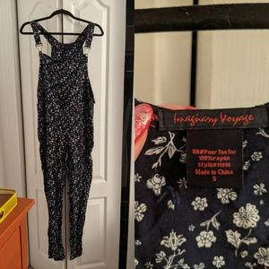 Imaginary Voyage Overall Jumpsuit